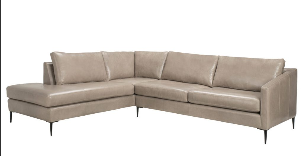 Academy Sectional Sofa from Comfortable Dwelling Interior Design in Chatham