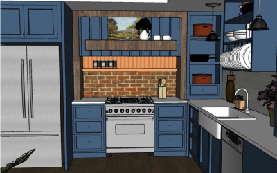 The English Countryside Kitchen