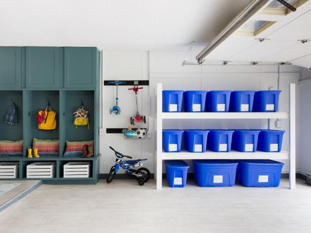 5 Steps to Organize Your Garage This Weekend