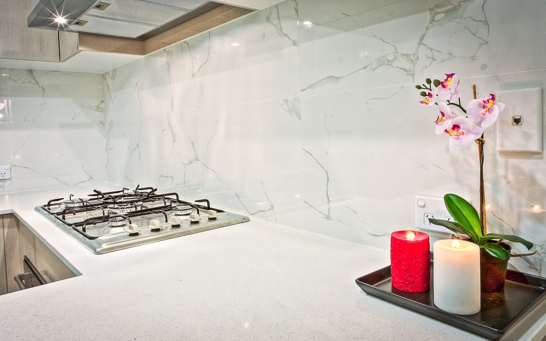 Styling Kitchen Countertops