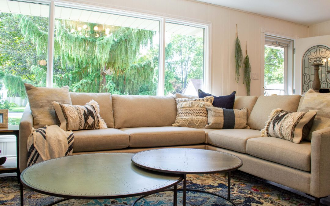 California Modern Interior Decorating Reveal