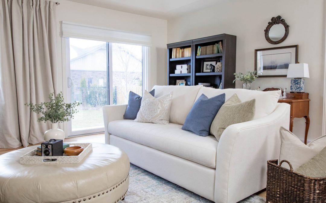 Fresh Traditional Interior Decorating Reveal